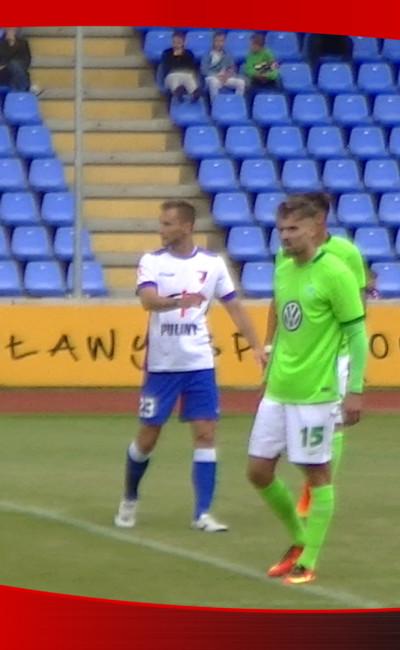 Mecz kontrolny Wisła Puławy – VfL Wolfsburg II 3:3 (0:2)